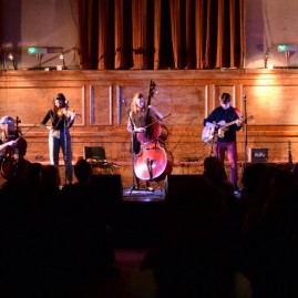The Coach House Company at Cecil Sharp House (January 2015) - photo by Emma Werner