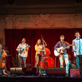 The Coach House Company at Bush Hall (June 2015) - photo by Mark Harrison